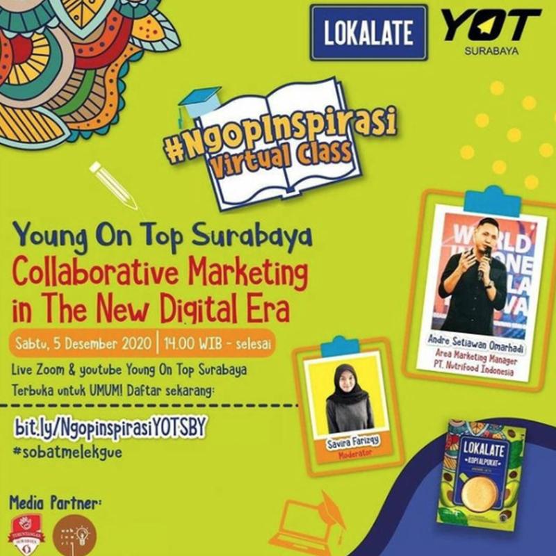 Collaborative Marketing in the New Digital Era